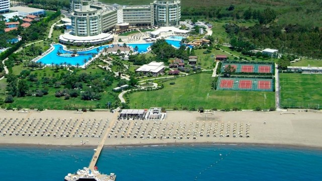 Botanik Exclusive Resort